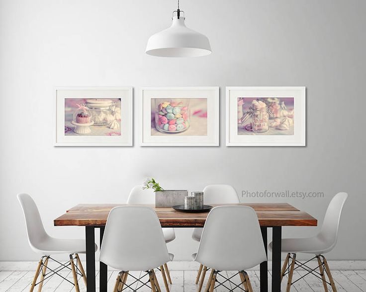 Wall art for kitchen wall by PHOTOFORWALL on Etsy