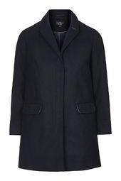 PETITE Slim Pocket Coat