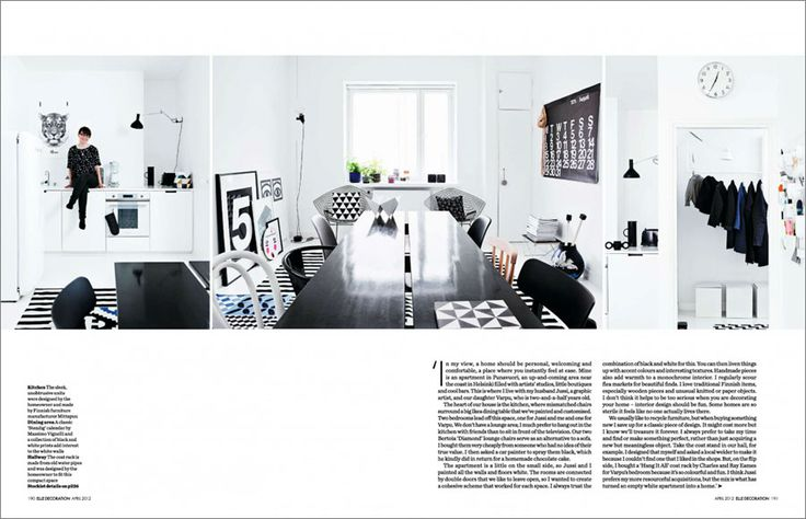 Graphic-ExchanGE - a selection of graphic projects: Colors Palate, She Decoration