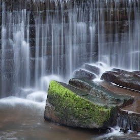 The Torrs in New Mills Derbyshire by Steve Gill