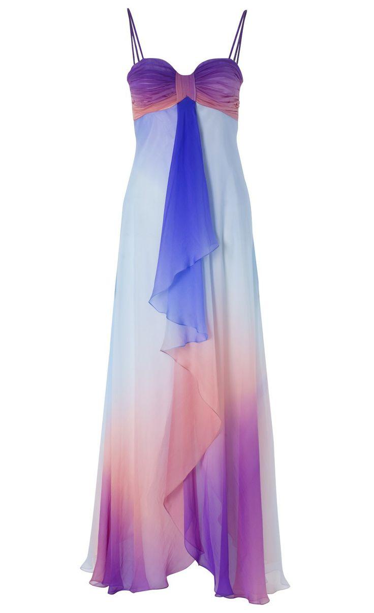 Tie Dye Wedding Gowns Tie Dye Wedding Formal Dress Upcycled ...