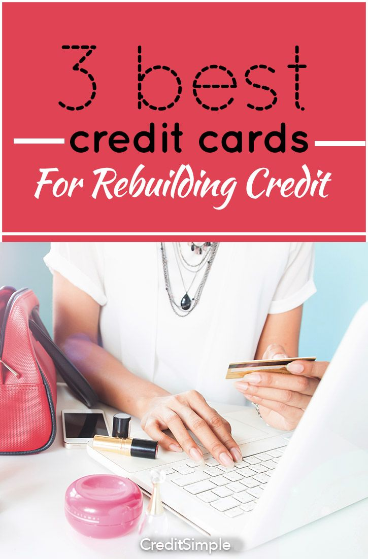 To rebuild your credit, you need to get approved for things that need credit. But if your credit is wrecked, how are you supposed to get a credit card?