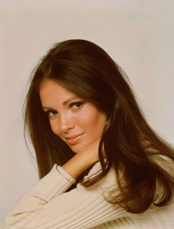 I was 6 years old, watching Charlie's Angels amd admiring Jaclyn Smith