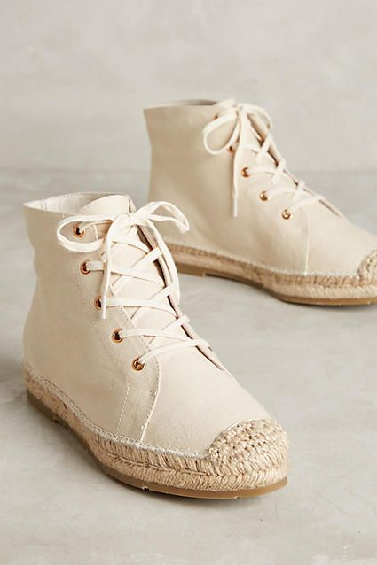 Charlotte Stone Echo High-Tops - anthropologie.com