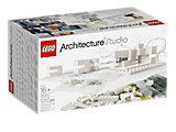 Architecture Studio with 1210 bricks and a 272-page guidebook endorsed by leading architects.
