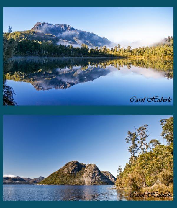 Tullah - Lake Rosebery, Lake Mackintosh.  Article and photos by Carol Haberle for www.think-tasmania.com