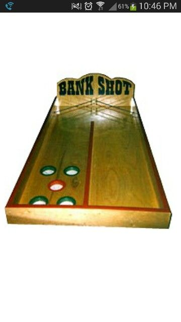 Bank Shot Carnival Game RentalsCarnival GamesCarnival PartiesBackyard