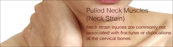 If You Have Pulled Your Neck Muscles or are Suffering from Strained Neck, Then Being Aware of its Symptoms and Treatment Options Can Help. Read: http://www.epainassist.com/sports-injuries/upper-back-and-neck-injuries/pulled-neck-muscles
