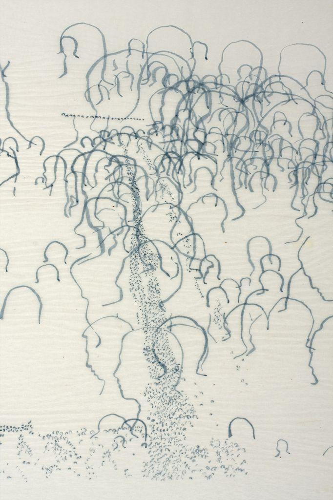 Blind Contour Line Drawing Tutorial : Best blind contour basic lines images on pinterest