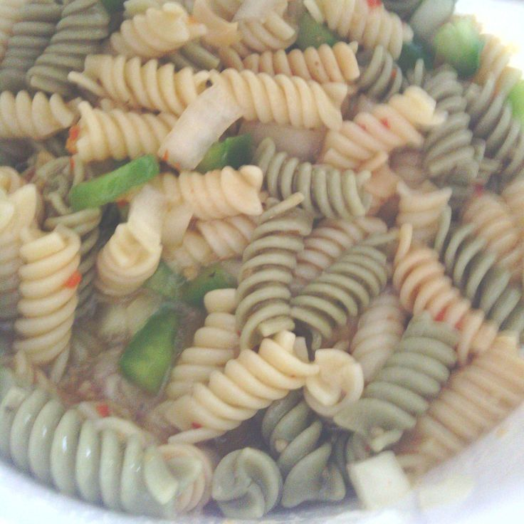 very easy pasta salad recipe