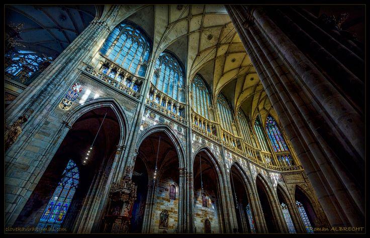 Katedrála je jako sen, je to místo ve kterém se prolíná osud našeho národa.