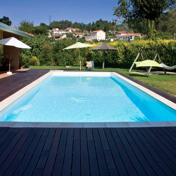 25+ best ideas about Piscine acier on Pinterest  Cloture