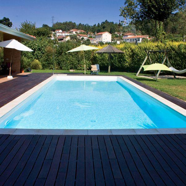 Best 25 piscine acier ideas on pinterest cloture acier for Piscine acier enterree