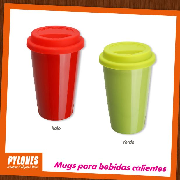 Mugs para bebidas calientes. @pylonesco #pylonesco