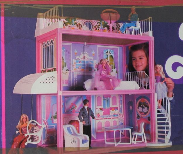 The 11 most important playsets of the 39 80s barbie house for House music 80s 90s