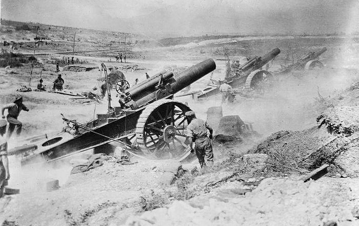 Artillery/Machine guns | Publish with Glogster!