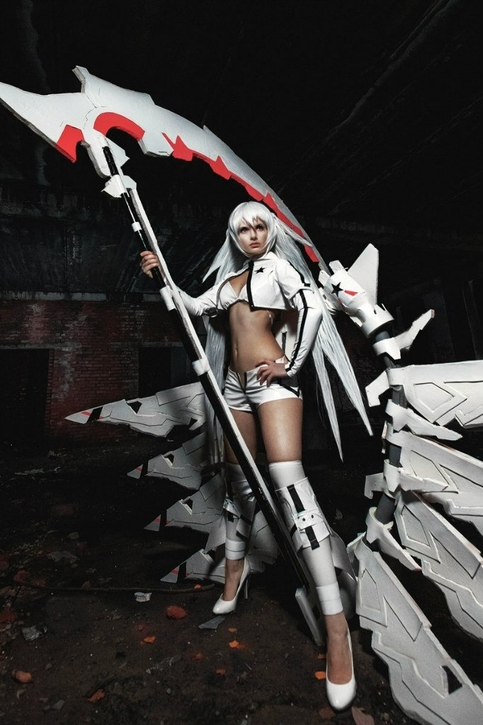 White Rock Shooter - goodness me!