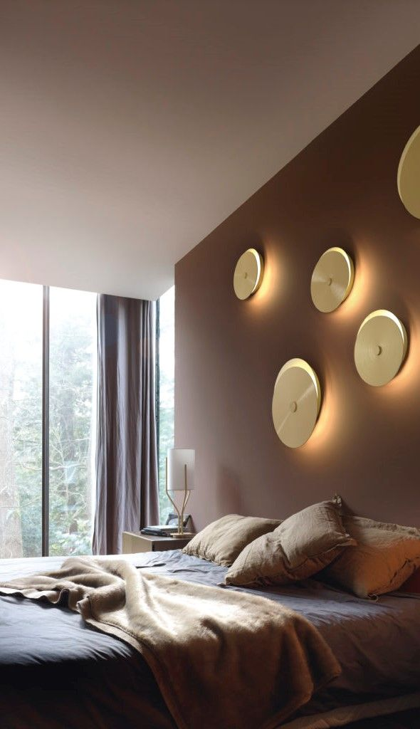 Eclipse Wall Light By Cvl Luminaires Eclipse Wall Xl Sb Sg In 2020 Wall Lights Wall Lamp Wall Lighting Design
