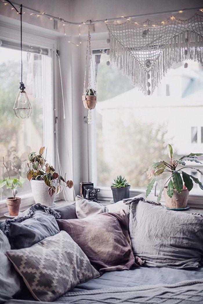 30 coins lecture à aménager chez soi © Pinterest Ali Pereyda