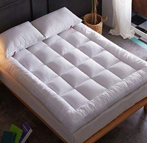 Msm Hotel Mattress Thicken Quilted Soft Comfort Non Slip Folding