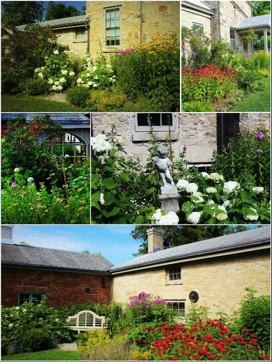 Edwardian Garden at Ruthven Park  http://www.ruthvenparknationalhistoricsite.com/