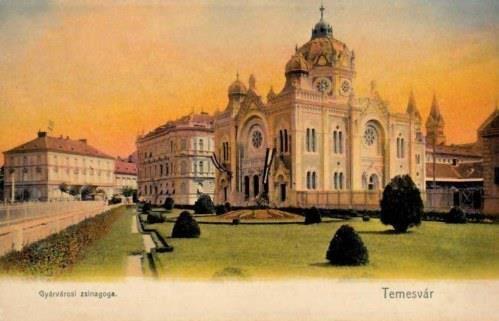 Sinagoga din Cartierul Fabric.
