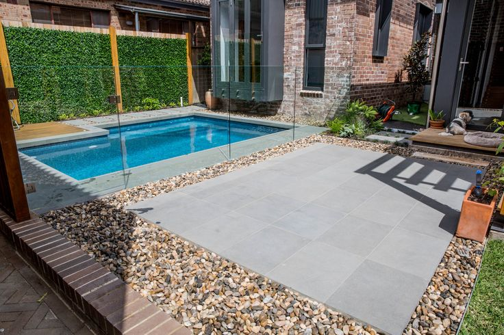 Contemporary, stylish, and eco-friendly, re-purposed stone pebbles are becoming a hot new landscaping trend. Australian home owners have really taken to using river pebbles as an alternative to garden mulch.  http://www.armstone.com.au/products/garden-pebbles/