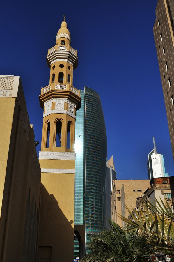 Minaret, Kuwait City