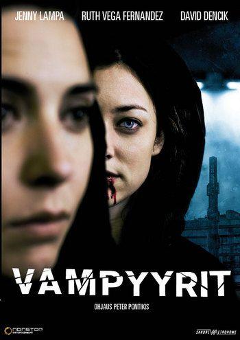 Vampyyrit DVD