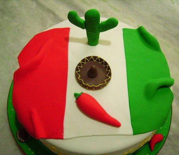Decoration Gateau Licorne Cultura: 1000+ Images About Mexican Flag On Pinterest