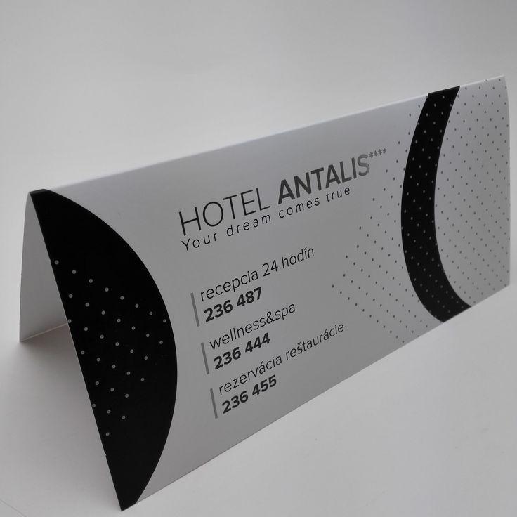 Hotelový woucher ANTALIS