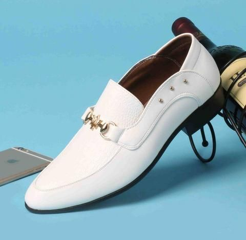 Riveted Rogue Dress Shoes