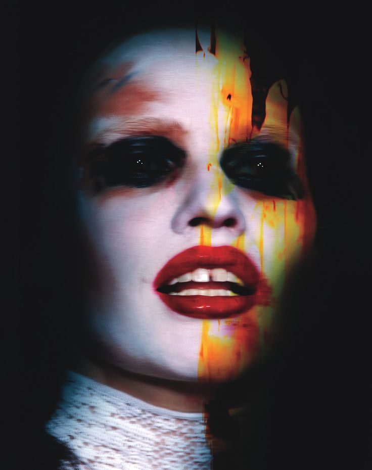 Happy Halloween! Find inspiration in all the spookiest fashion editorials on wmag.com.
