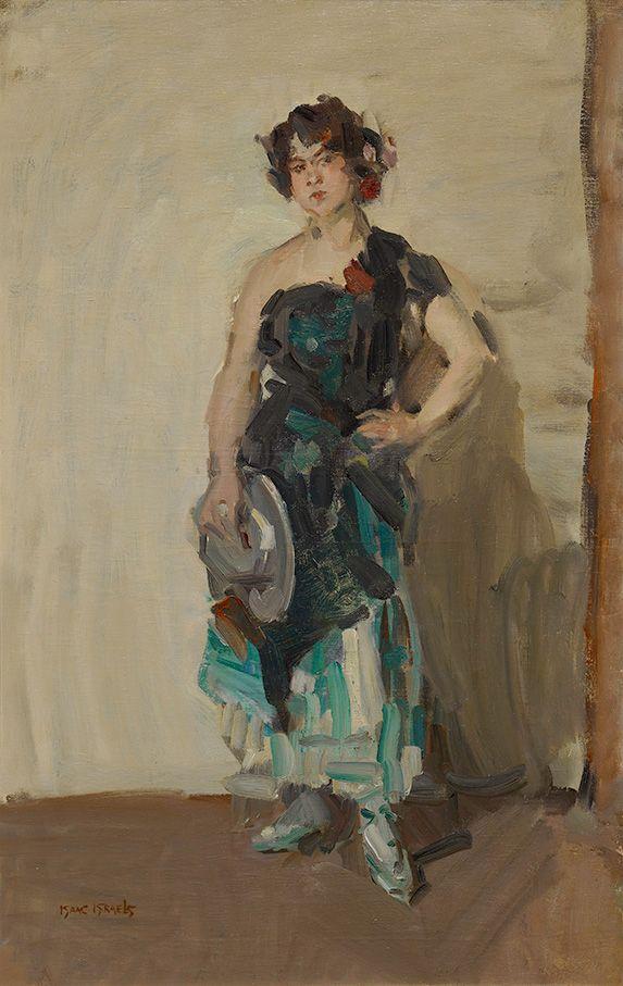 Isaac Israels - Spaanse Danseres (1916)