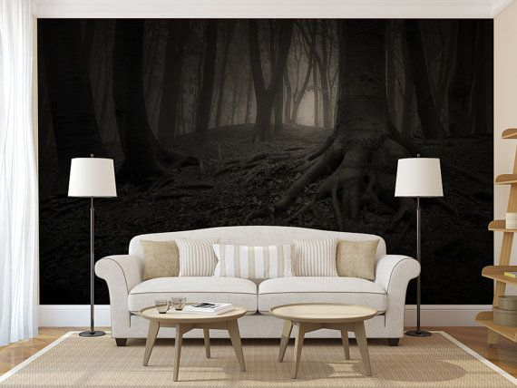 17 best images about man cave on pinterest industrial for Audience wall mural