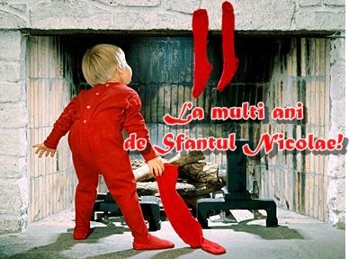 St. Nicholas Cards.  Happy St. Nicholas Day!