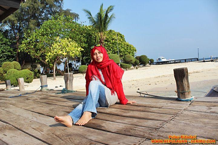 Pulau Bidadari Resort