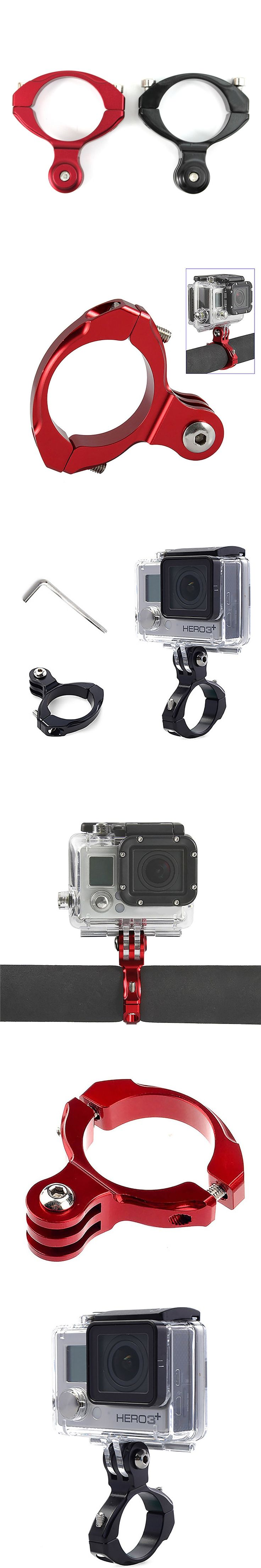 1X Vogue Bicycle Handlebar Utility Mount Holder For Gopro Hero 1/2/3/3+ Camera