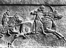 Berittenes Bogenschießen ist eine Kampfkunst und ein Schießsport zu Pferde. Bei dieser Kampfkunst wird mit Pfeil und Bogen vom Pferd aus in allen Gangarten geschossen, insbesondere aus dem Galopp. Diese Technik führte historisch zu großen Erfolgen von Reitervölkern wie Skythen, Hunnen, Göktürken und Mongolen über Heere sesshafter Bevölkerungen. Mit ihrer schwer gepanzerten Ritterrüstung waren europäische Ritter den berittenen Bogenschützen häufig hilflos unterlegen.
