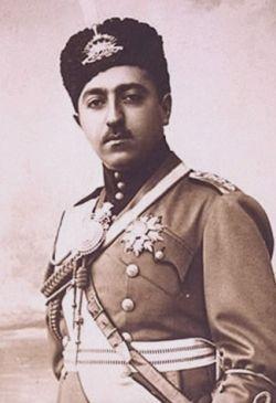 Shahzada Muhammad Hassan Mirza, Crown Prince of Persia