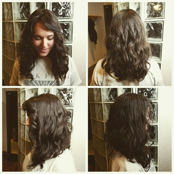 haircut fort collins 1000 ideas about curly lob on shoulder length 1741