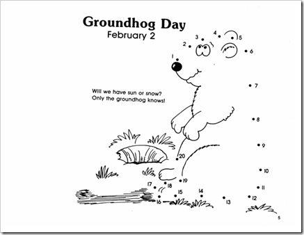 60 Elegant Groundhog Day Activity Worksheets