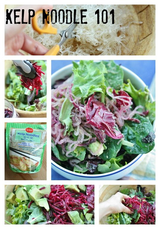 Kelp noodle 101: Where to find, how to prep, how to serve. (I got kelp noodles for my paleo diet and needed recipes)