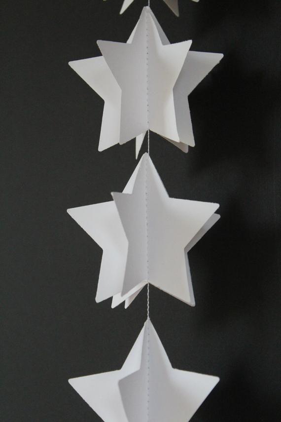 Diy Paper Stars | 100 Kids Christmas Diy Paper Star My Roomates ... | 855x570