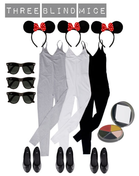 17 Best ideas about Three Blind Mice Costume on Pinterest | Group ...