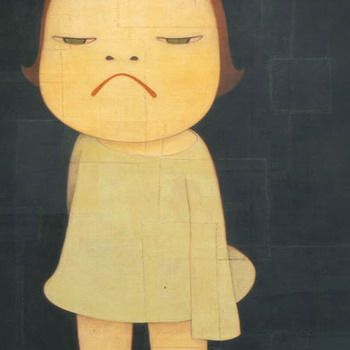 Yoshitomo Nara - This is how I feel about All of you