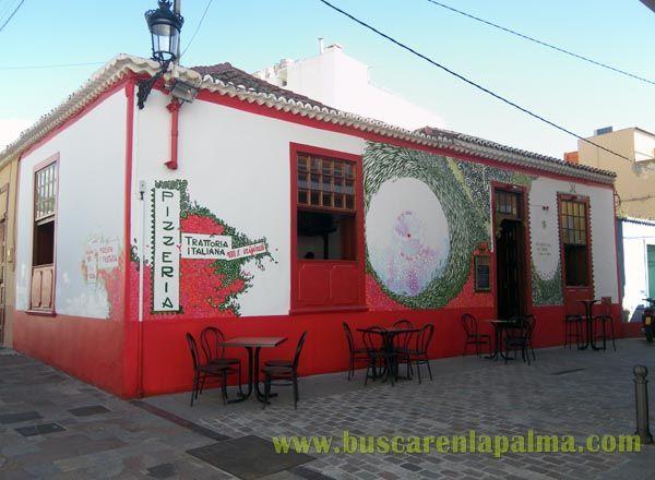 El Gecco Libero - La Palma. Los Llanos de Aridane... pizzasitalianas hechas en horno a leña, pasta…