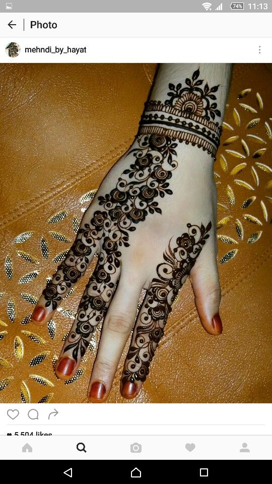 Rose hennaArt, Ideas, Nature, HomeMore Pins Like This At FOSTERGINGER @ Pinterest