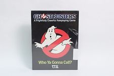 Ghostbusters Ghost Busters RPG Roleplaying Game West End Games RPG NEW Sealed  I've been wanting this game for years. But this is, unfortunately, one of those eBay things.