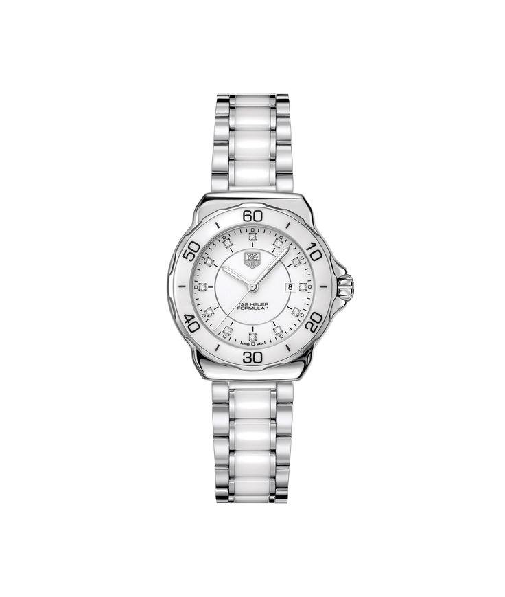 TAG Heuer Formula 1 200 M - 32 mm Ceramic & Diamonds WAH1315.BA0868 TAG Heuer watch price